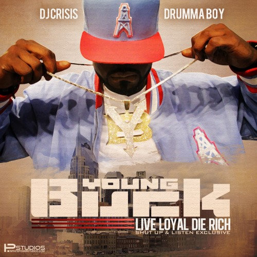 Young Buck Ft. Starlito – Touch The Ceilings [Prod. By Lil Lody]