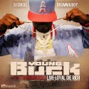 Young Buck & Drumma Boy - Live Loyal, Die Rich mixtape cover art