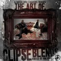 The Art Of Clipse Blends (Hosted By Malice) mixtape cover art