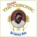 The Damn. Chronic mixtape cover art