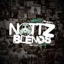 Nottz Blends (Hosted By Nottz) mixtape cover art