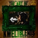 Talib Kweli - The Art Of Kweli Blends mixtape cover art