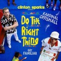 Kardinal Offishall - Do The Right Thing mixtape cover art