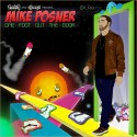 Mike Posner - One Foot Out The Door mixtape cover art
