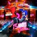 New Breed - 15 Minutes Till Fame mixtape cover art