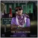 Tyga - The Free Album mixtape cover art
