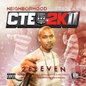 2Eleven - CTE 2K11 (Neighborhood Superstar) mixtape cover art