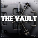 Slick Pulla - The Vault mixtape cover art