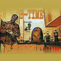 B-Tyme - Legendary mixtape cover art