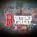 Extended Family - Boston's Finest mixtape cover art
