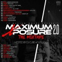 Maximum Exposure 2.0 mixtape cover art