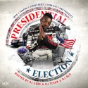 Presidential - Election mixtape cover art