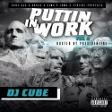 Puttin In Work 9 mixtape cover art