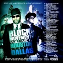 Block Movement, Vol. 6 (Houston vs. Dallas) mixtape cover art