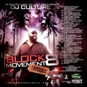 Block Movement 8 mixtape cover art