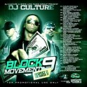 Block Movement 9 mixtape cover art