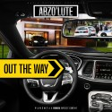 Abzolute - Out The Way mixtape cover art
