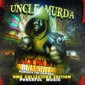 Uncle Murda - Back On My Bullshit mixtape cover art