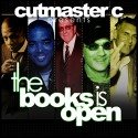 The Book Is Open mixtape cover art