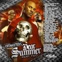 Dear Summer, Part 2 mixtape cover art