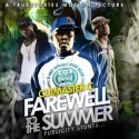 Farewell To The Summer mixtape cover art