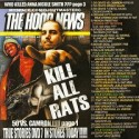 The Hood News (Kill All Rats) mixtape cover art