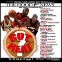 The Hood News: Got Heat? mixtape cover art