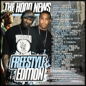 Hood News: Freestyle Edition mixtape cover art