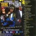 True Stories Soundtrack mixtape cover art
