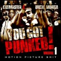 You Got Punked! Vol. 1 mixtape cover art