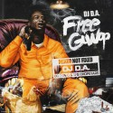 #FreeGuwop (Chopped Not Slopped) mixtape cover art