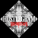 Hustlegram mixtape cover art