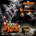 The Boss Is Back (Hosted by J-Kwon) mixtape cover art