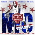 Mixx Mobb Radio Allstar Weekend (Hosted By Uncle Murda) mixtape cover art