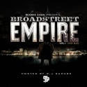 Beanie Sigel - Broad Street Empire (Lost Files) mixtape cover art