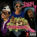 D.A.N.K. - Treehouse mixtape cover art