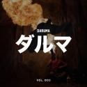 Daruma 003 mixtape cover art
