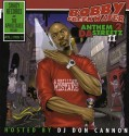 Bobby Creekwater - Anthem 2 Da Streetz II mixtape cover art