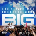 Big Sean - Finally Famous 3 mixtape cover art