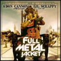 Lil' Scrappy - Full Metal Jacket (2005) mixtape cover art