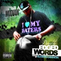 Midian - Double Edged Words mixtape cover art