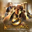 OJ Da Juiceman - The Lord Of The Rings mixtape cover art
