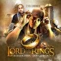 OJ Da Juiceman - The Lord Of The Rings mixtape cover art
