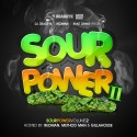 Sour Power 2 mixtape cover art