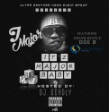 J Major - It'z Major Baby mixtape cover art