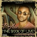 P-Air - The Book Of Live mixtape cover art