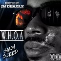 Solow Sleep - Whoa The Mixtape mixtape cover art
