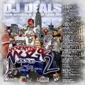 Dipset Movement Muzik, Vol. 2 mixtape cover art