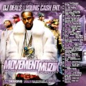 Young Cash Ent. Presents: Movement Muzik (Diplomats, Byrd Gang & Purple City) mixtape cover art