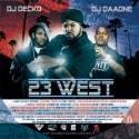 23 West mixtape cover art
